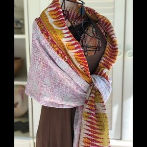 Accessories - Handmade Boho Shawl/Scarf